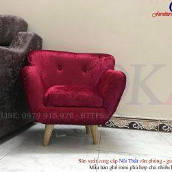Ghế đơn sofa – SD01