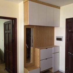 Tủ tường gỗ QKA