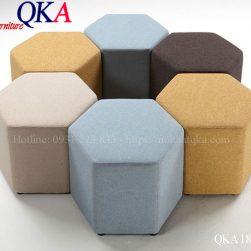 Ghế đôn sofa đẹp – QKA 18d