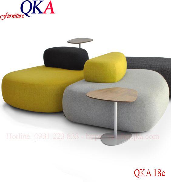 Ghế sofa sảnh chờ QKA 18e