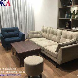 Mẫu ghế sofa – QKA11c