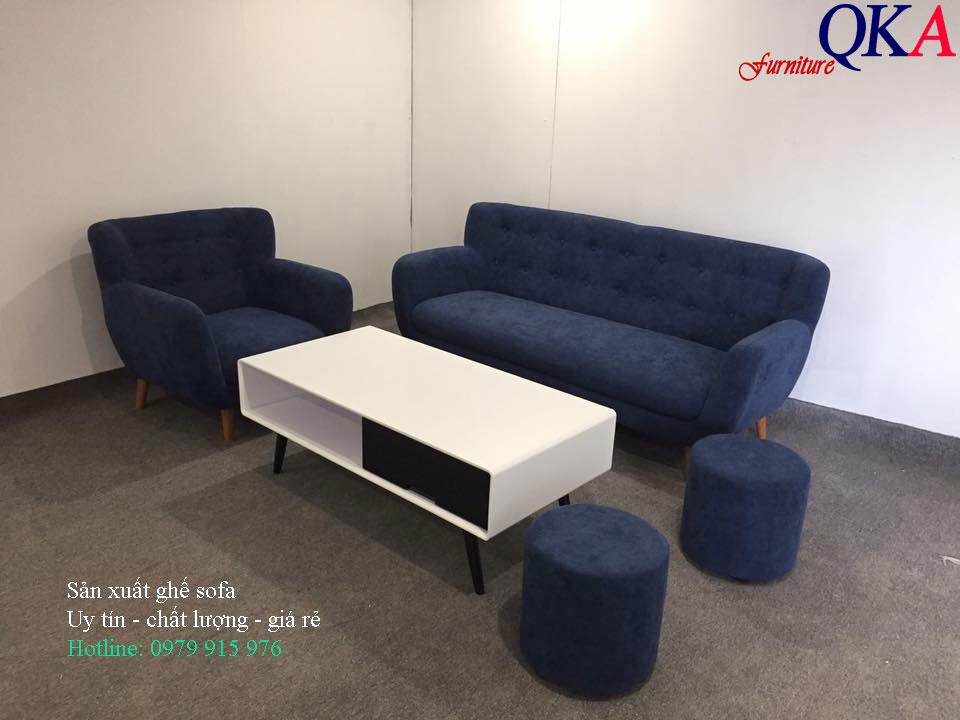 Mẫu Ghế sofa – QKA11a