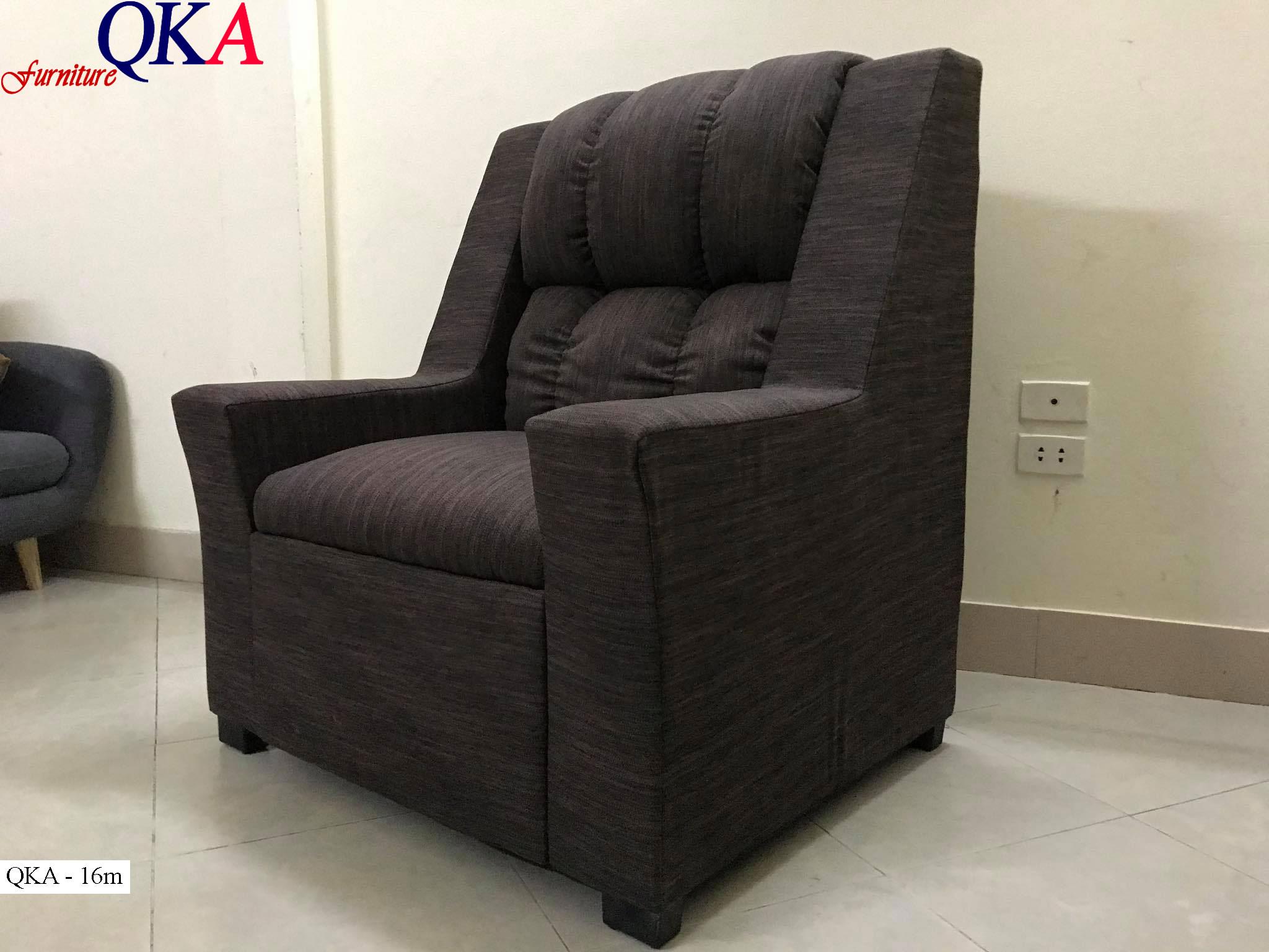 Ghế đơn sofa – QKA 16m
