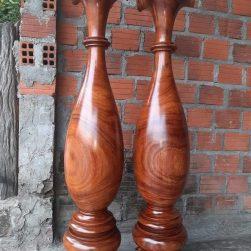 Tỳ bà gỗ lim – QKA8158