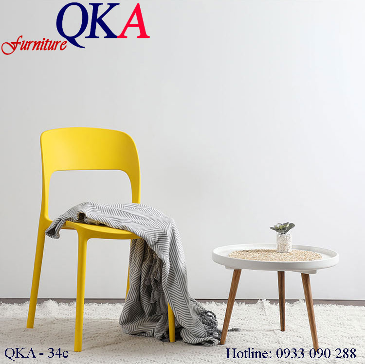 Ghế Nhựa Đúc – QKA34e