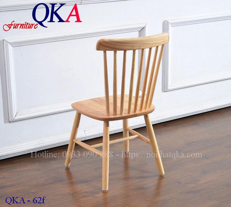 Mẫu ghế ăn – QKA 62f