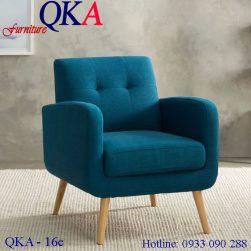Mẫu ghế sofa đơn – QKA 16e