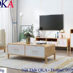 Mẫu bàn uống nước hiện đại – QKA 66g