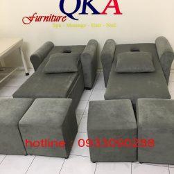 Ghế massage chân QKA 04