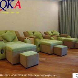 Ghế massage chân – QKA 01