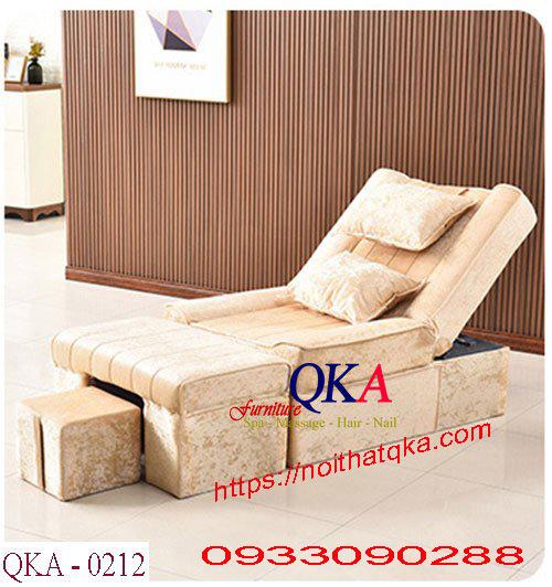 Ghế massage chân QKA 0212 giá rẻ