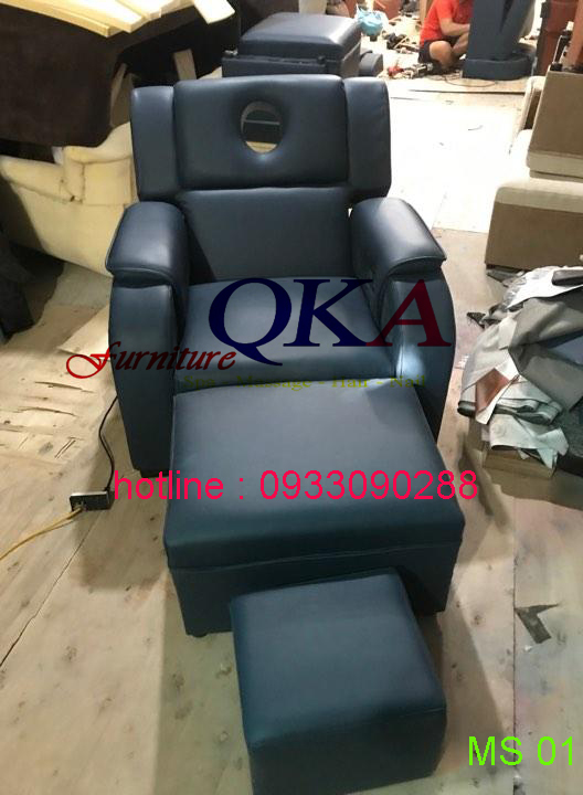 ghế massage foot QKA 01 cung cấp cho hải phòng