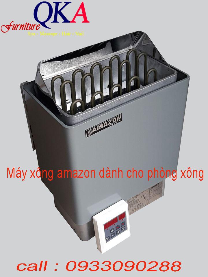máy xông cho phòng xông khô