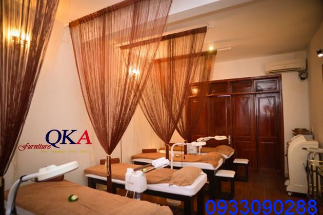 Phòng spa được thiết kế bởi nội thất QKA