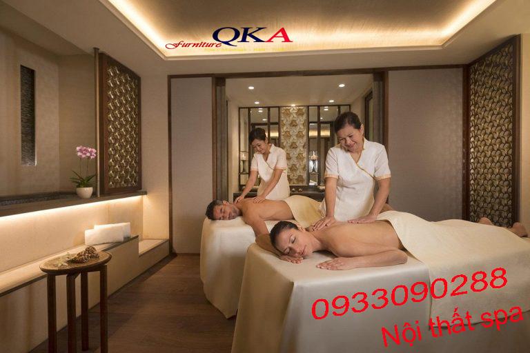 Nội thất QKA chuyên cung cấp nội thất cho spa